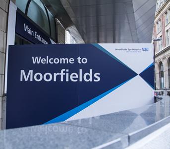 Moorfields Entrance